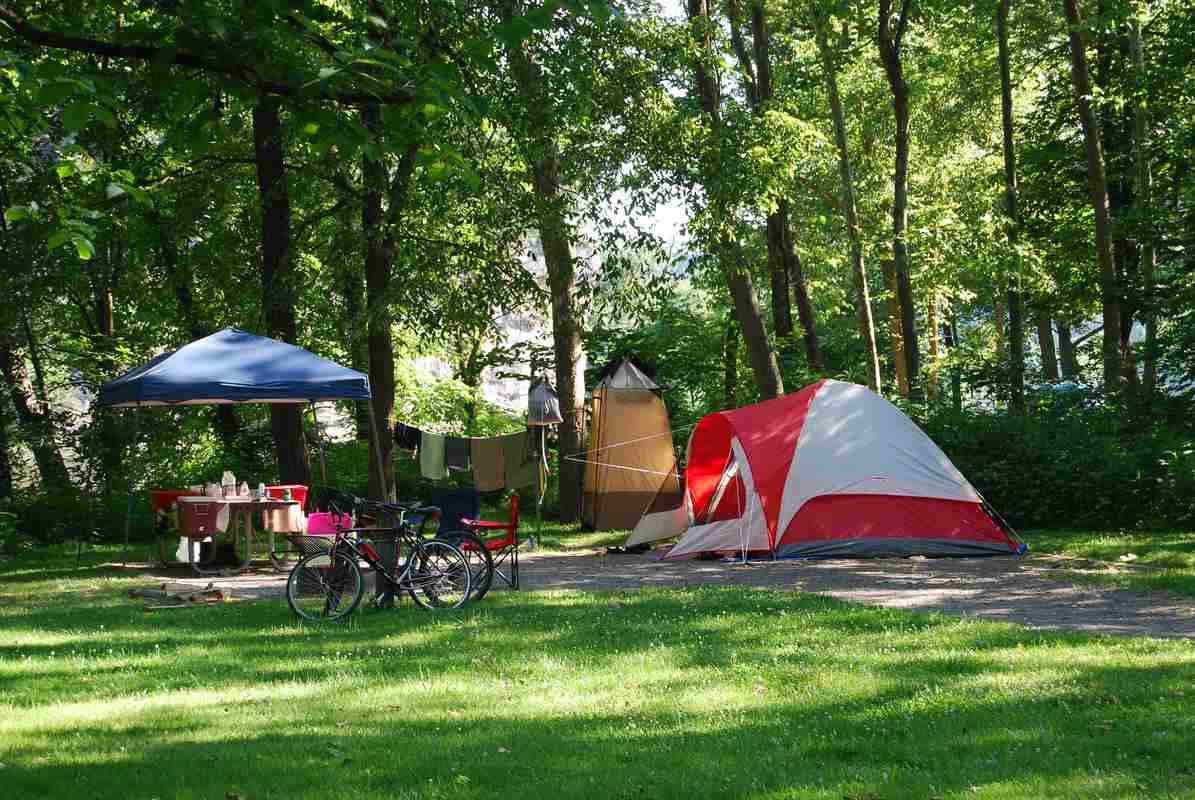 Choisir un site de camping