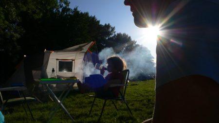Camping avec enfants